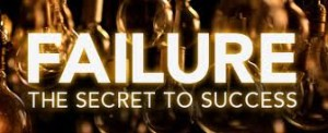 failure key to sucess