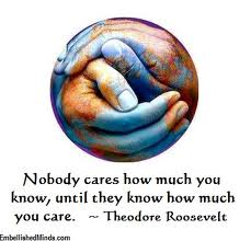 nobody cares how much you know
