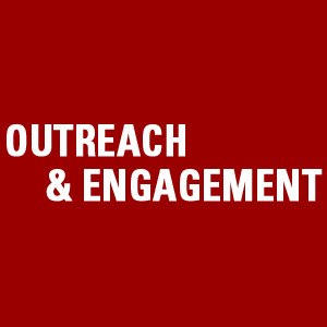 Outreach and engagement