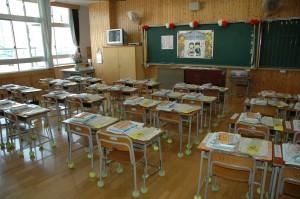 ordinary classroom