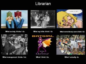 librarian meme