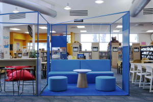 new school libary