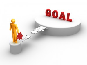 steps to your goal